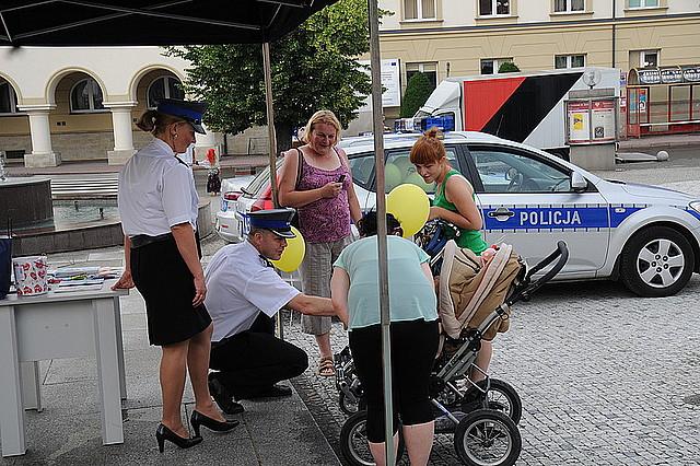 Policja profilaktycznie