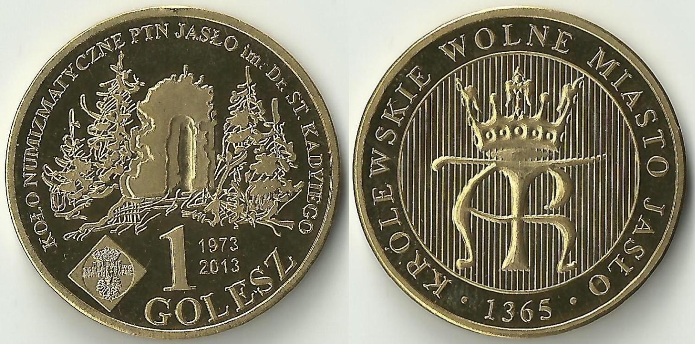 Czterdziestolecie jasielskich numizmatyków