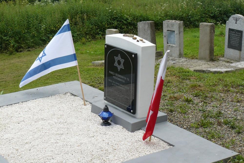 71. rocznica mordu Żydów żmigrodzkich