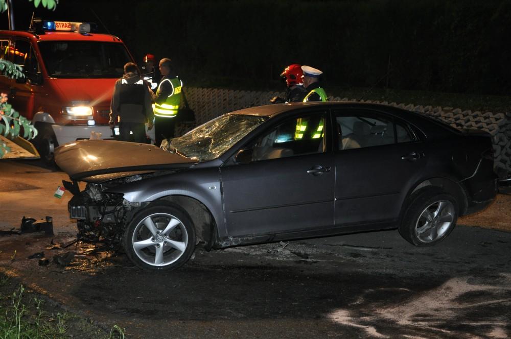 Wypadek w Jareniówce