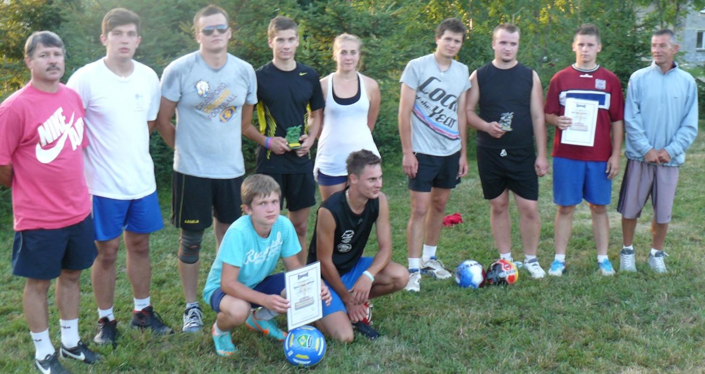 Turniej Piłki Siatkowej o Puchar Dyrektora GOK