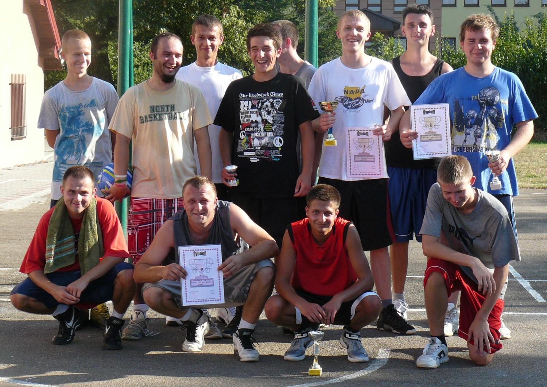 I Turniej Piłki Koszykowej o Puchar Dyrektora GOK