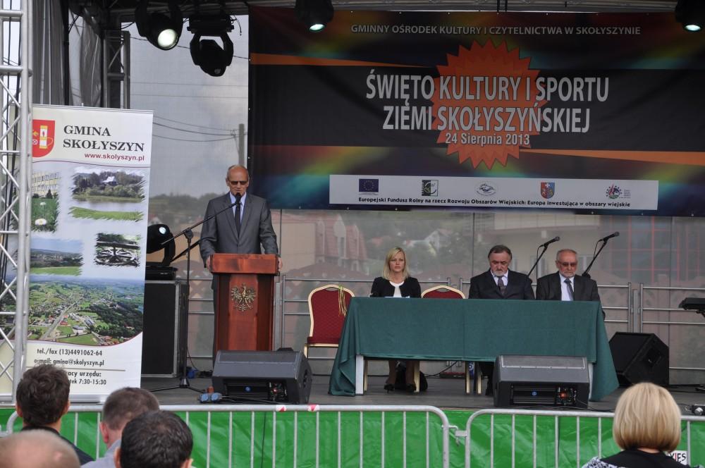 Święto Kultury i Sportu Ziemi Skołyszyńskiej