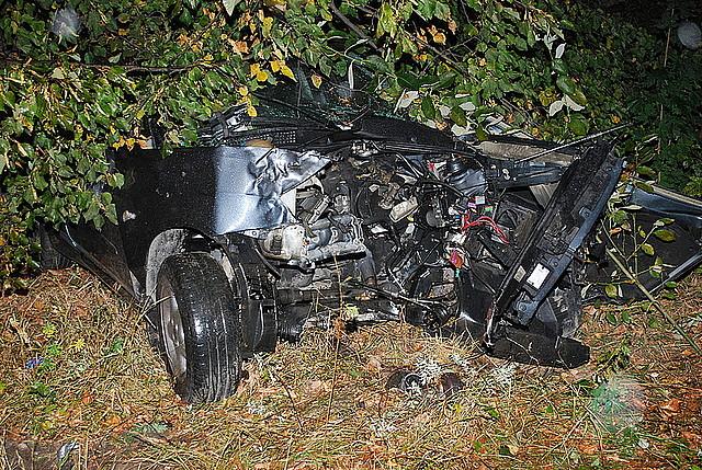 Wypadek w Czeluśnicy