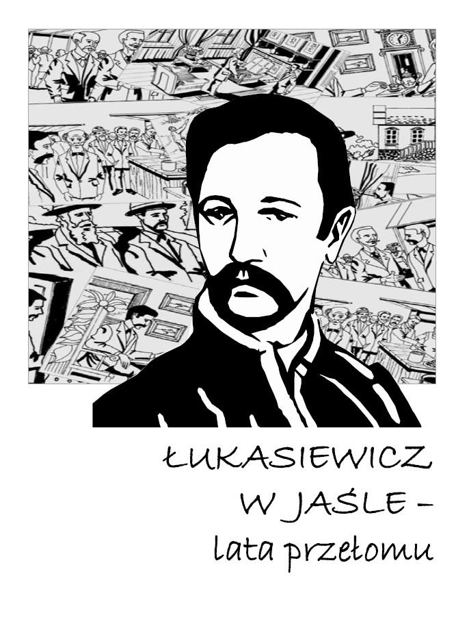 Komiks o Ignacym Łukasieawiczu
