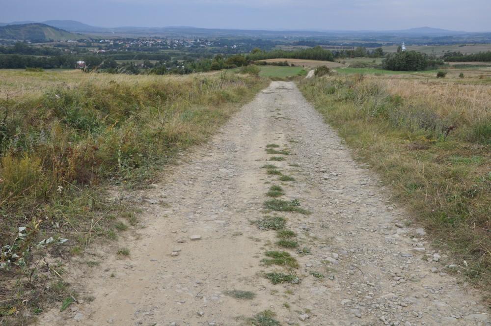 Droga powiatowa Stary Żmigród - Łysa Góra