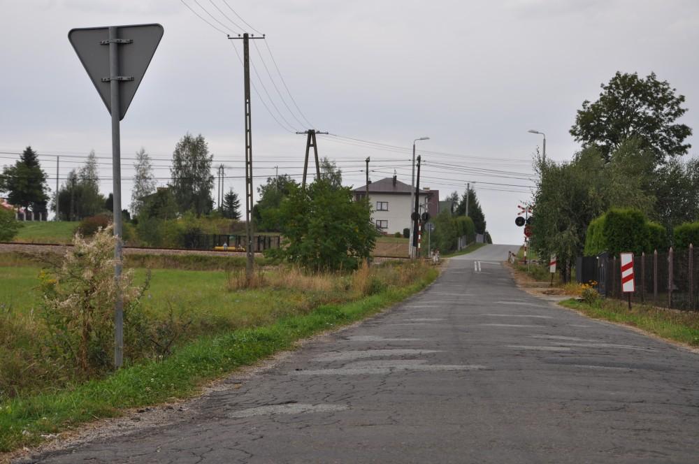 Droga powiatowa Gliniczek - Czeluśnica