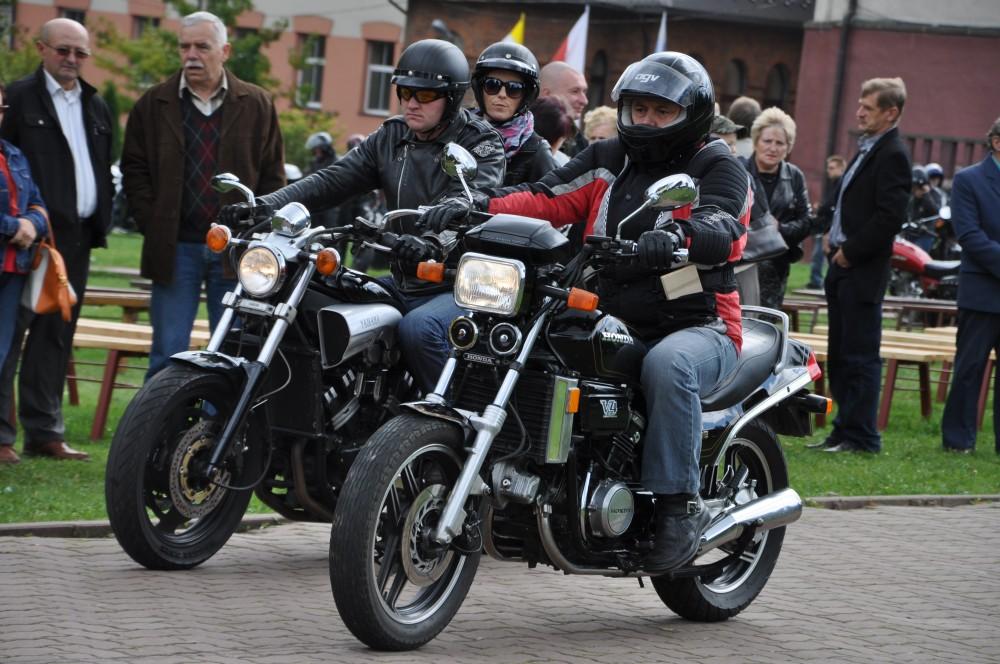 Zakończenie sezonu motocyklowego w Dębowcu