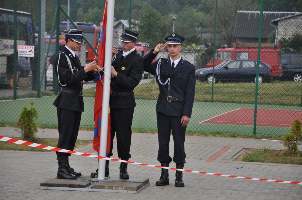 VIII Powiatowe Zawody Sportowo-Pożarnicze Jednostek OSP i MDP