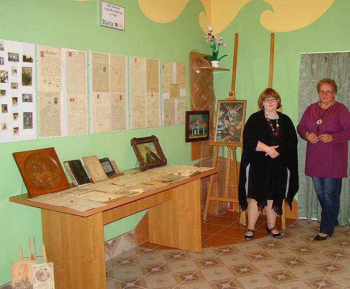 Wystawa w Szebniach