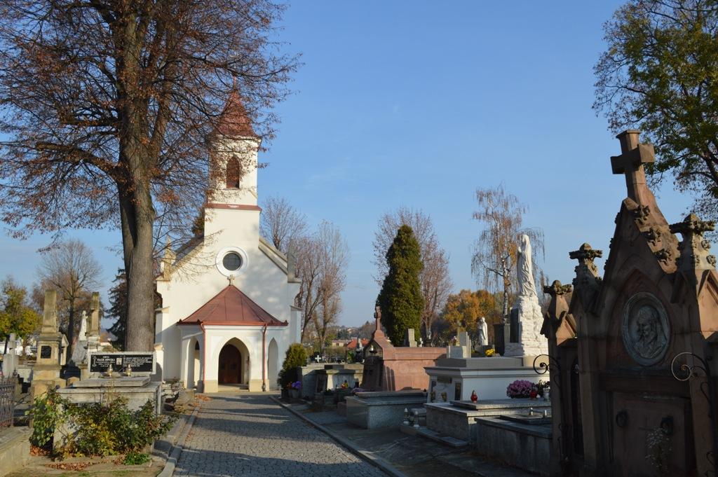 Stary Cmentarz w Jaśle