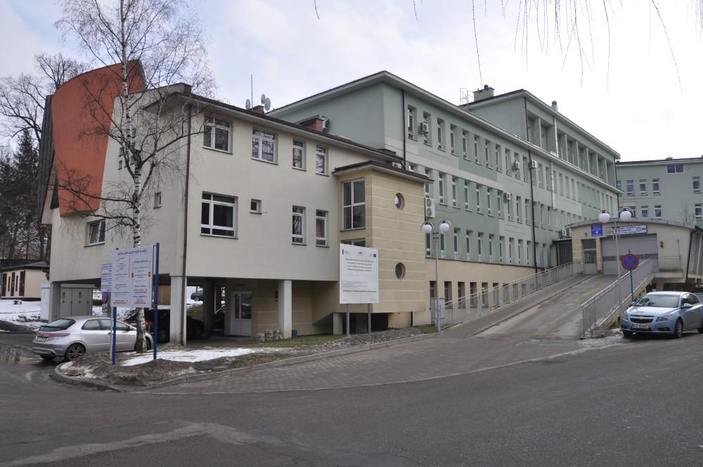 Szpital Specjalistyczny w Jaśle. Fot. © terazJaslo.pl / DAMIAN PALAR