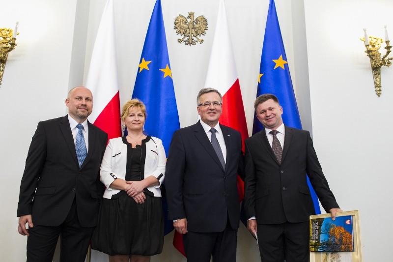 Fot. © Kancelaria Prezydenta RP / Łukasz Kamiński