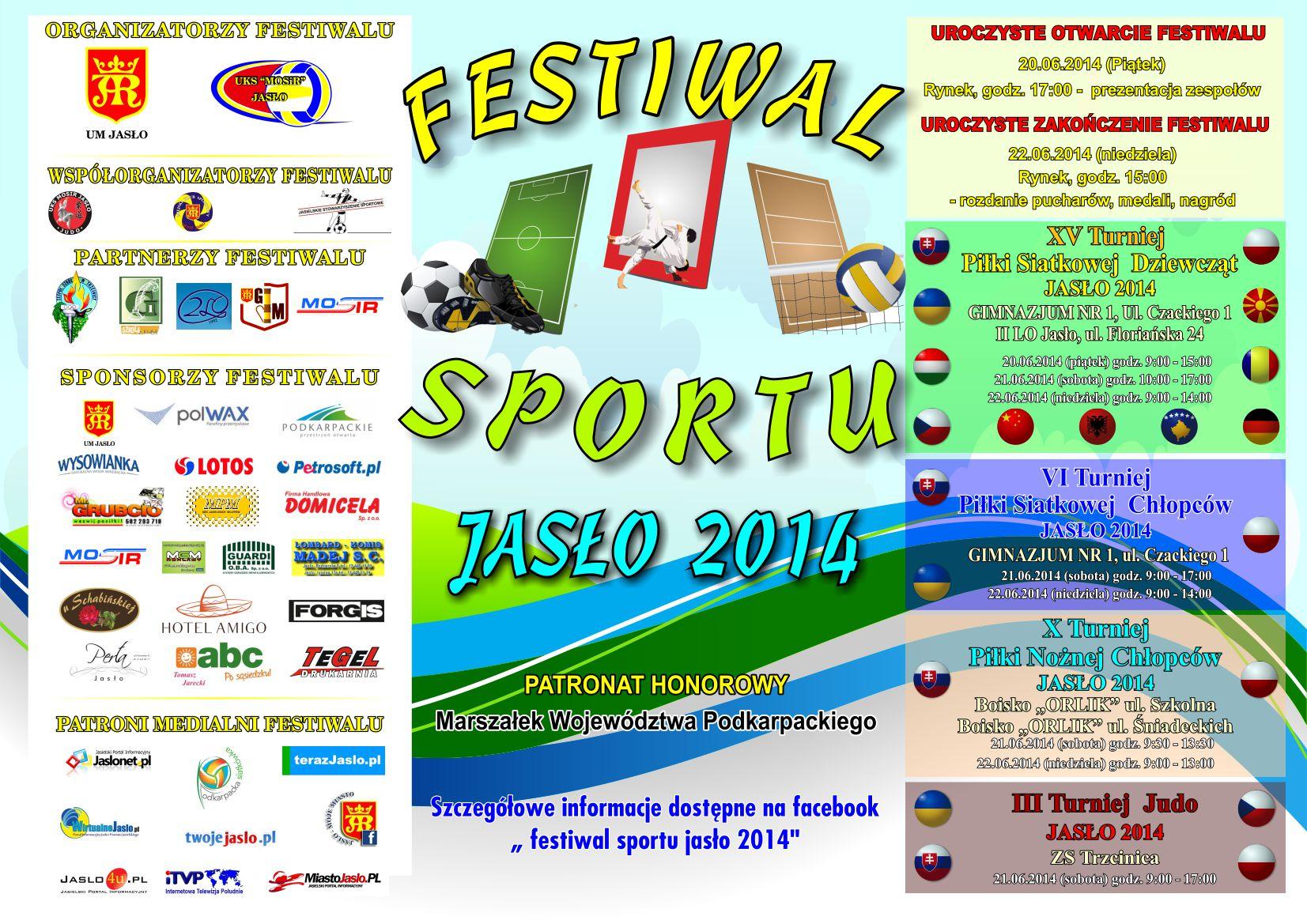 Festiwal Sportu Jasło 2014