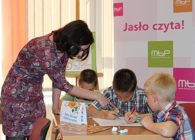Klub Sieciaka, XIII OTCD, 4.06.14 MBP Jasło (10)