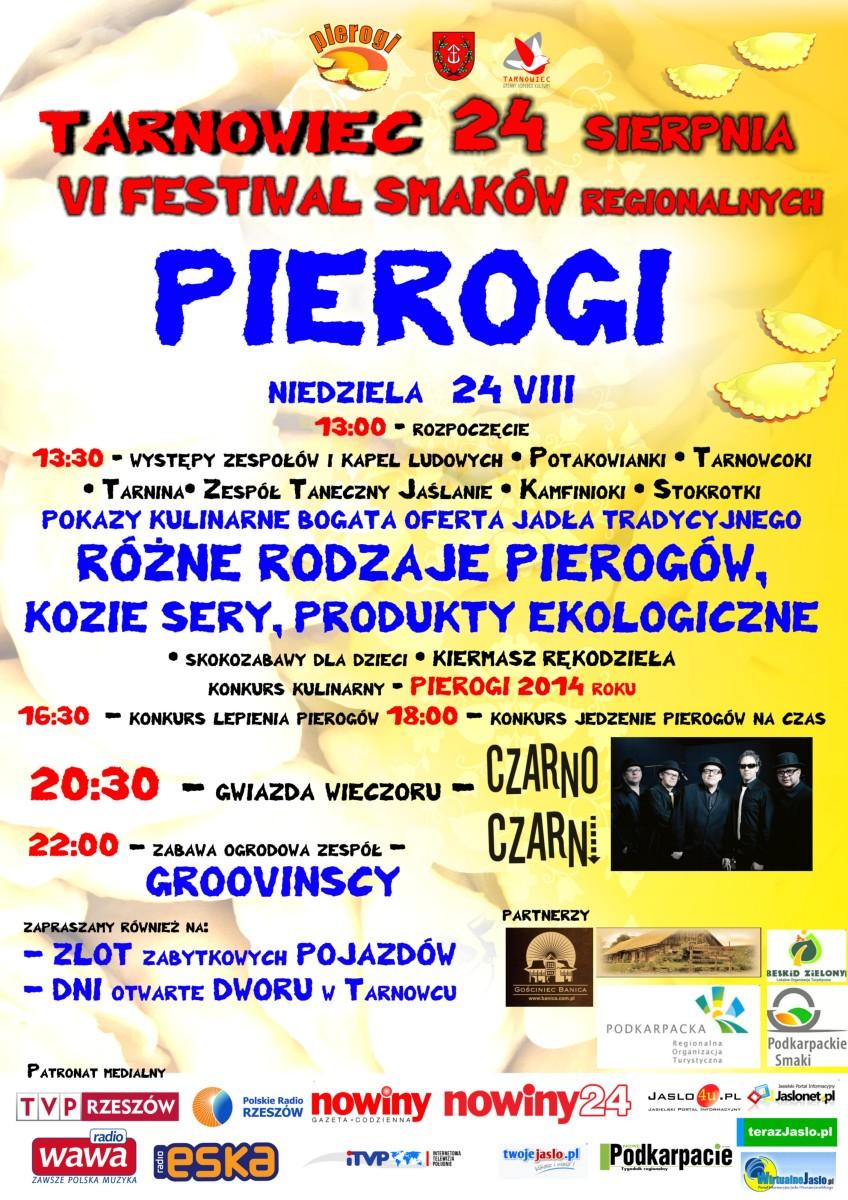 VI Festiwal Smaków Regionalnych Tarnowiec