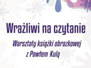 Wrażliwi na czytanie - warsztaty, 25-26.09 MBP Jasło