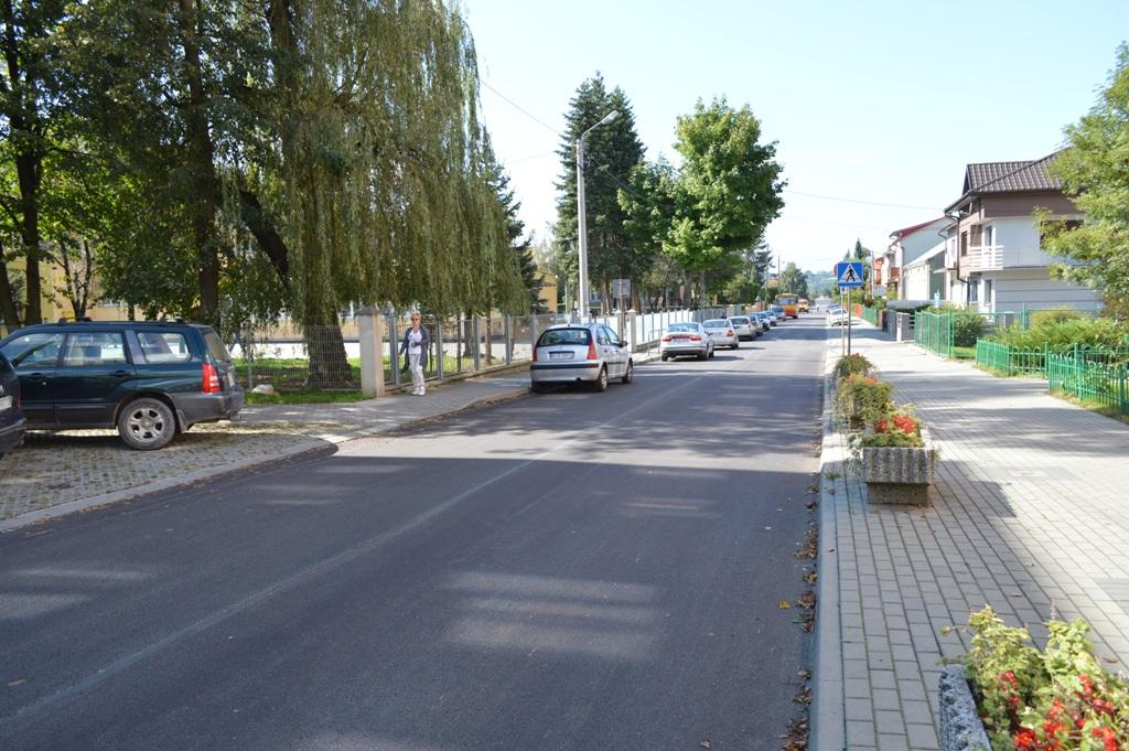 Ulica Wincentego Pola