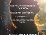 Drzewo marzeń, happening i warsztaty MBP Jasło