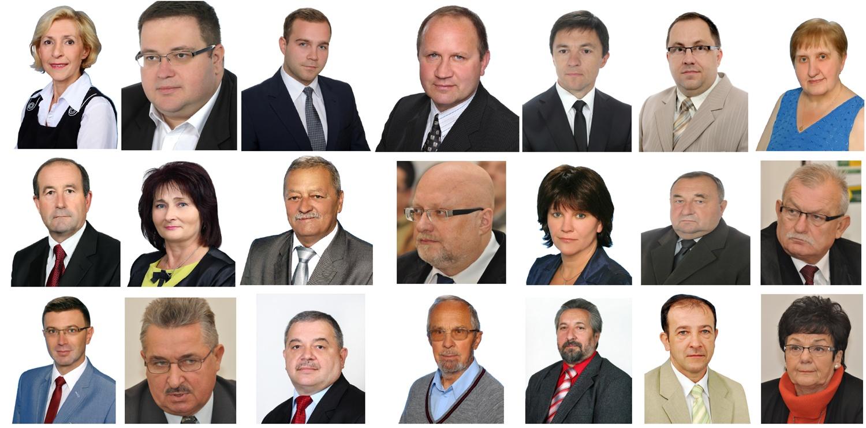 Rada Miejska Jasła - wizerunki