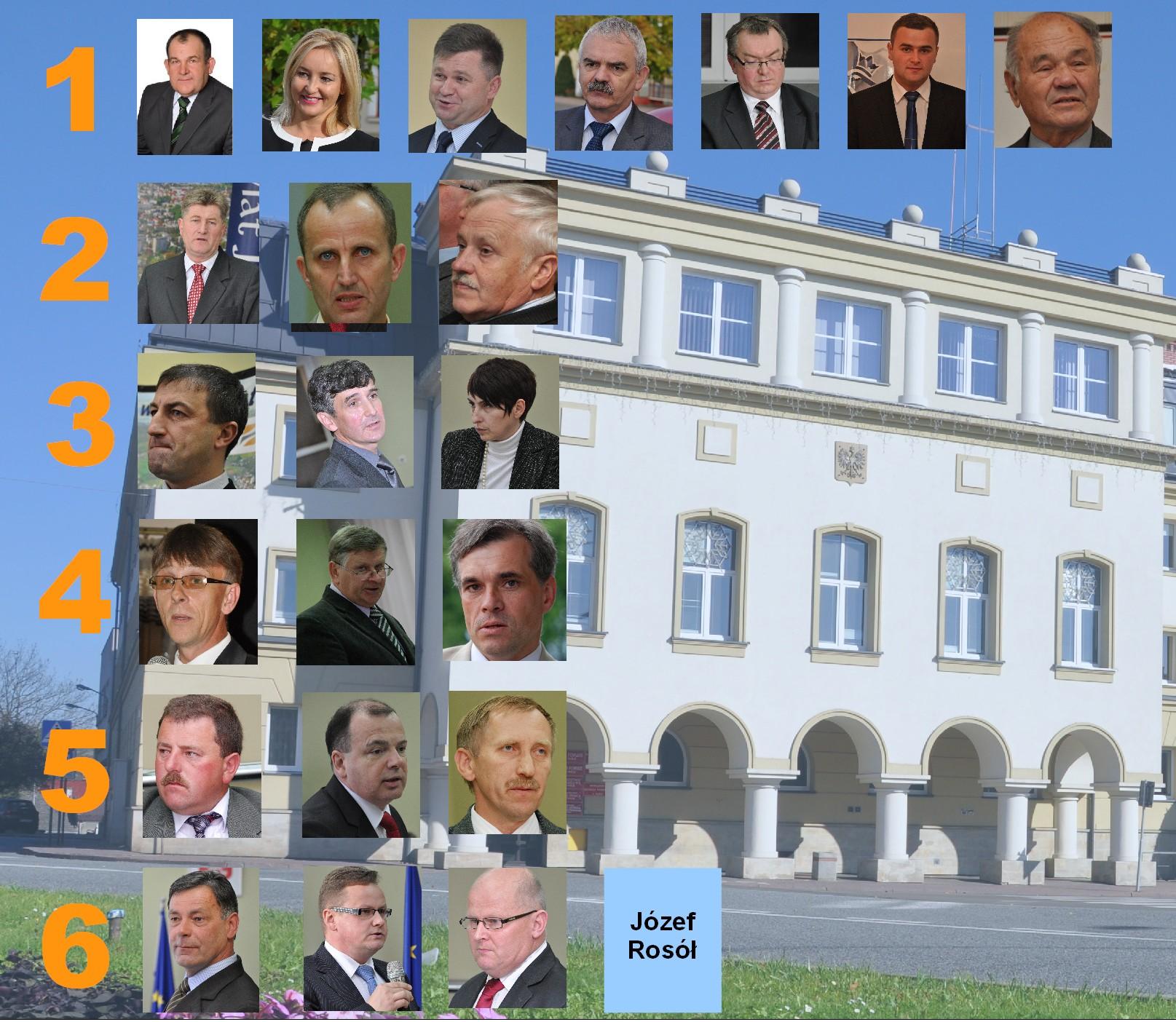 Rada Powiatu - wizerunki