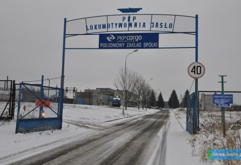 PKP Cargo w Jaśle