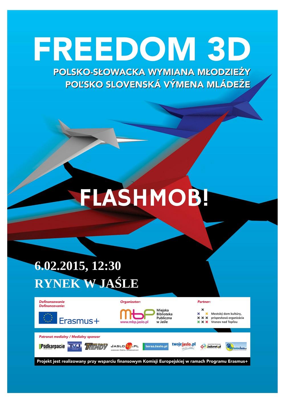 FLASHMOB_freedom