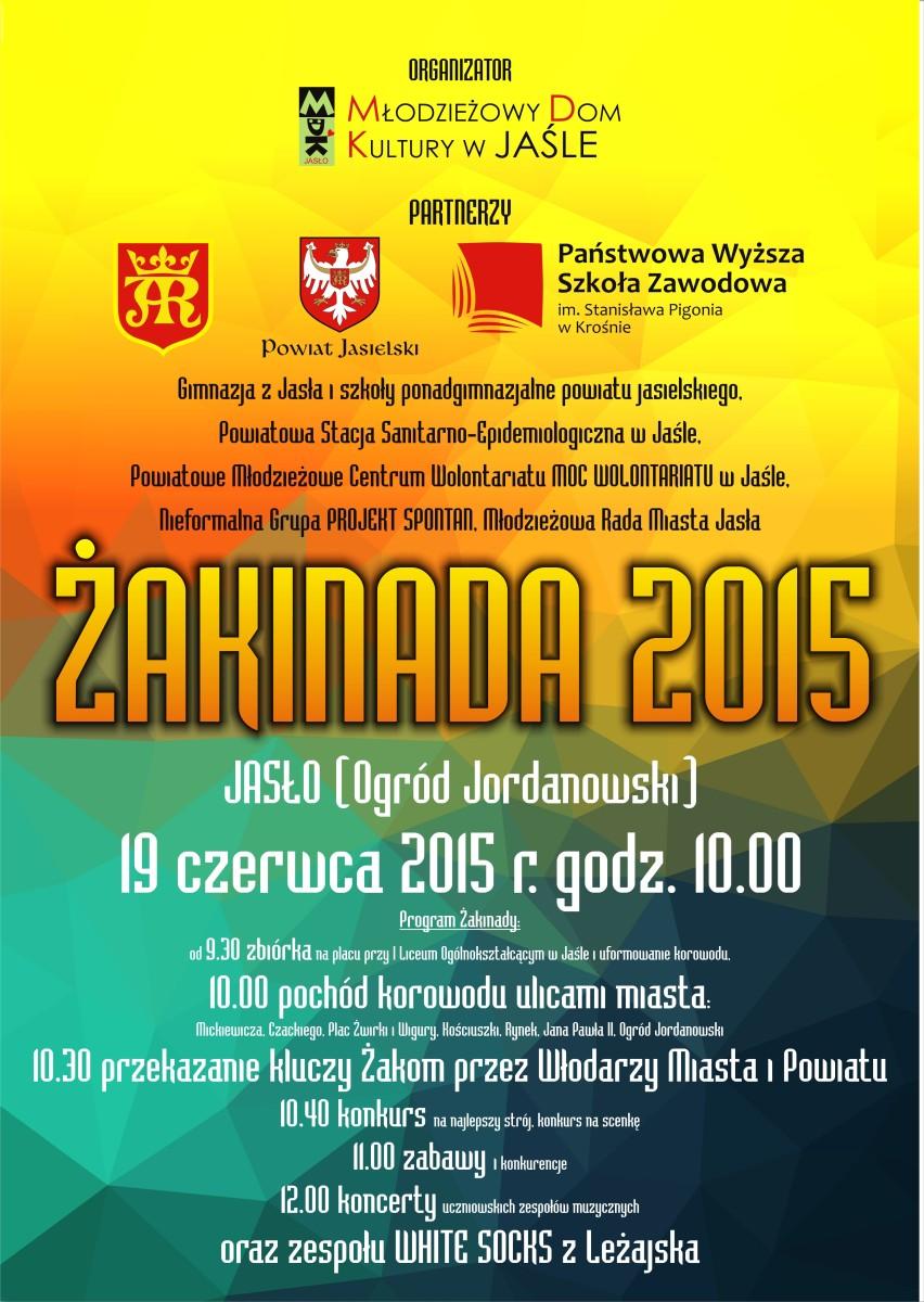 Żakinada 2015