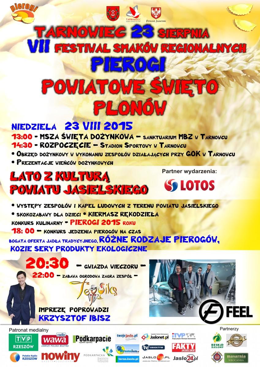 VII Festiwal Smaków Regionalnych w Tarnowcu