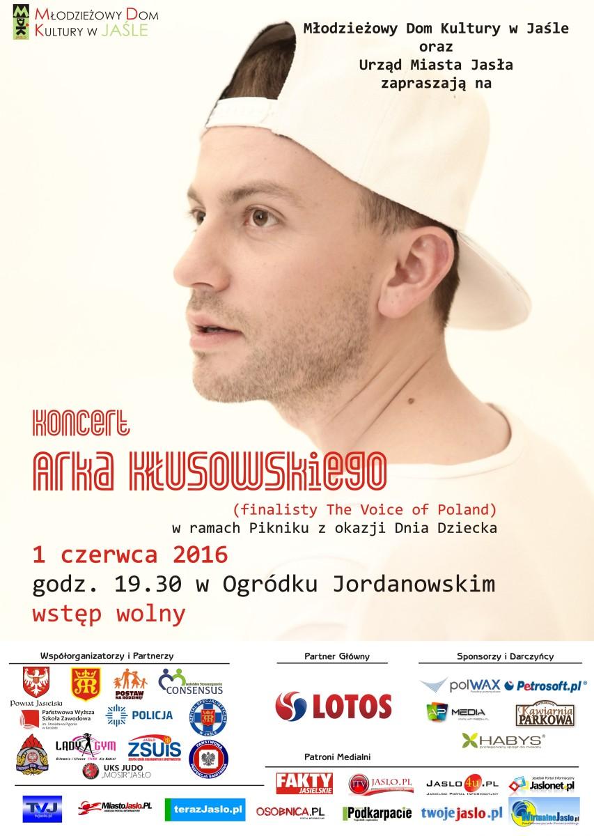Koncert Arka Kłusowskiego