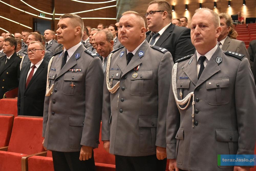 Więcej zdjęć z uroczystości w naszej FOTOGALERII. Fot. © terazJaslo.pl / Damian Palar