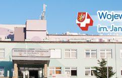 Szpital w Krośnie