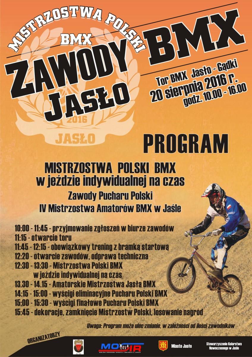 Mistrzostwa BMX 2016