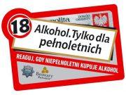 Alkohol tylko dla pełnoletnich